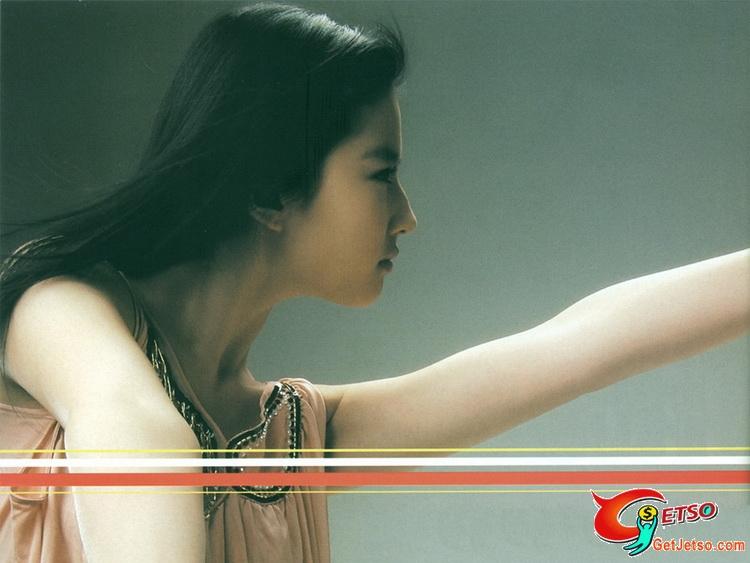 劉亦菲精選寫真照片圖片9