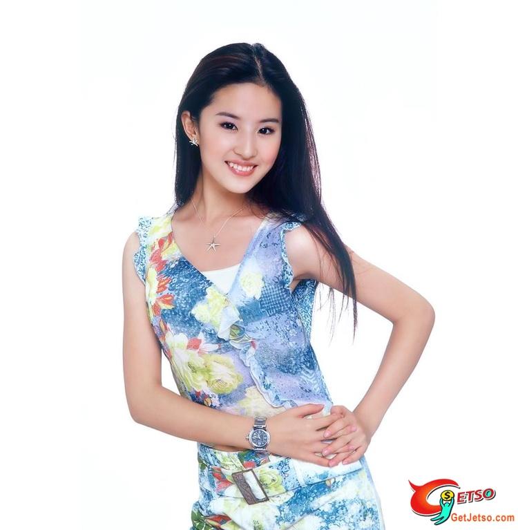 劉亦菲精選寫真照片圖片3