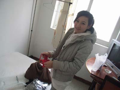 徐瑩四級旅遊自拍 尺度堪比AV女優圖片1