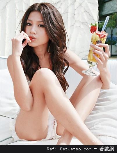 周秀娜內衣褲寫真照片3