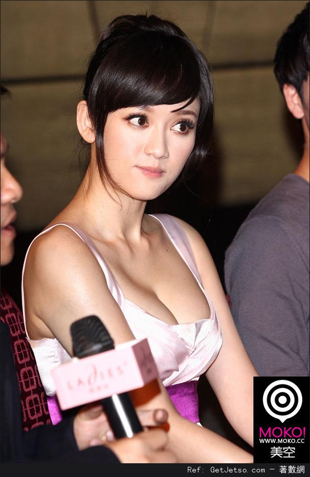 陳喬恩性感內衣寫真照照片10