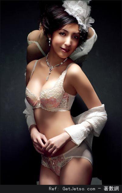 楊謹華內衣女王寫真照片圖片11