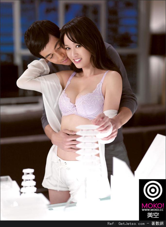 陳喬恩性感內衣寫真照照片8
