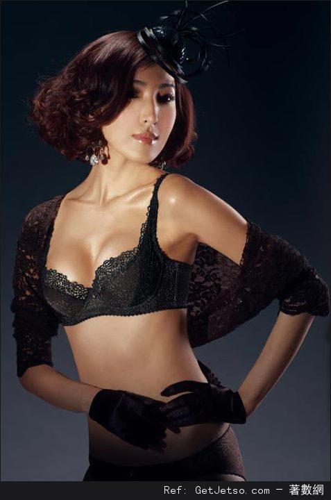 楊謹華內衣女王寫真照片圖片12