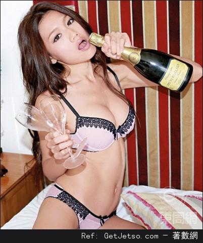 周秀娜內衣褲寫真照片5