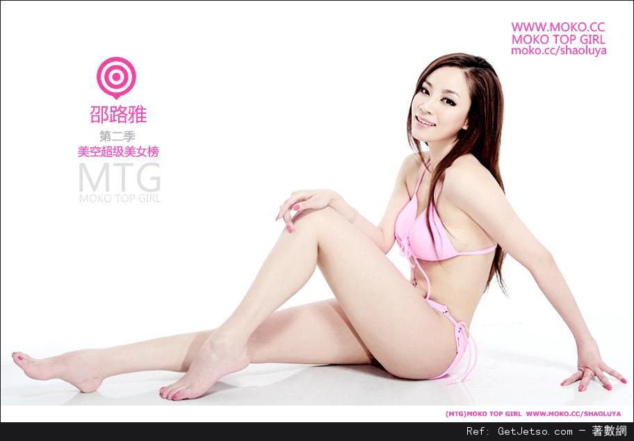 邵路雅~超性感爆乳比基尼寫真照片21