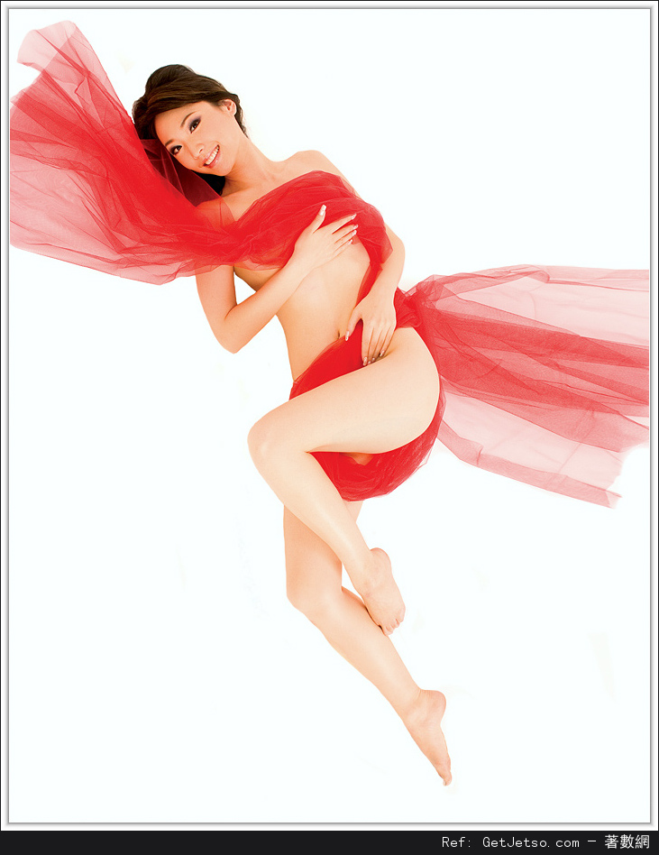 王俐人全裸性感寫真照片圖片13