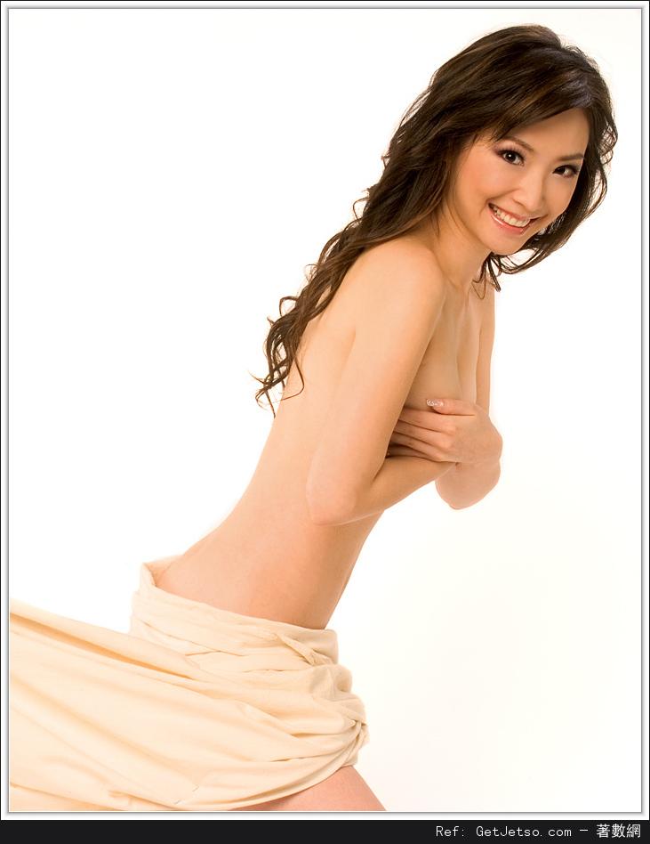 王俐人全裸性感寫真照片圖片10