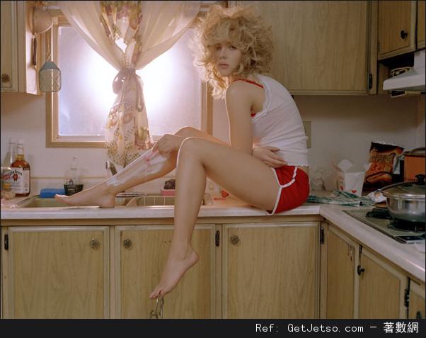 《鋼鐵俠2》施嘉莉祖安遜性感寫真照片15