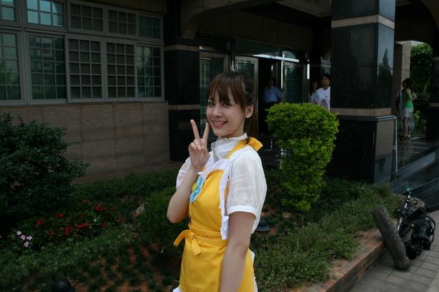 美女主持人32E洪棠寫真照片16