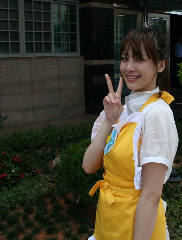 美女主持人32E洪棠寫真照片11