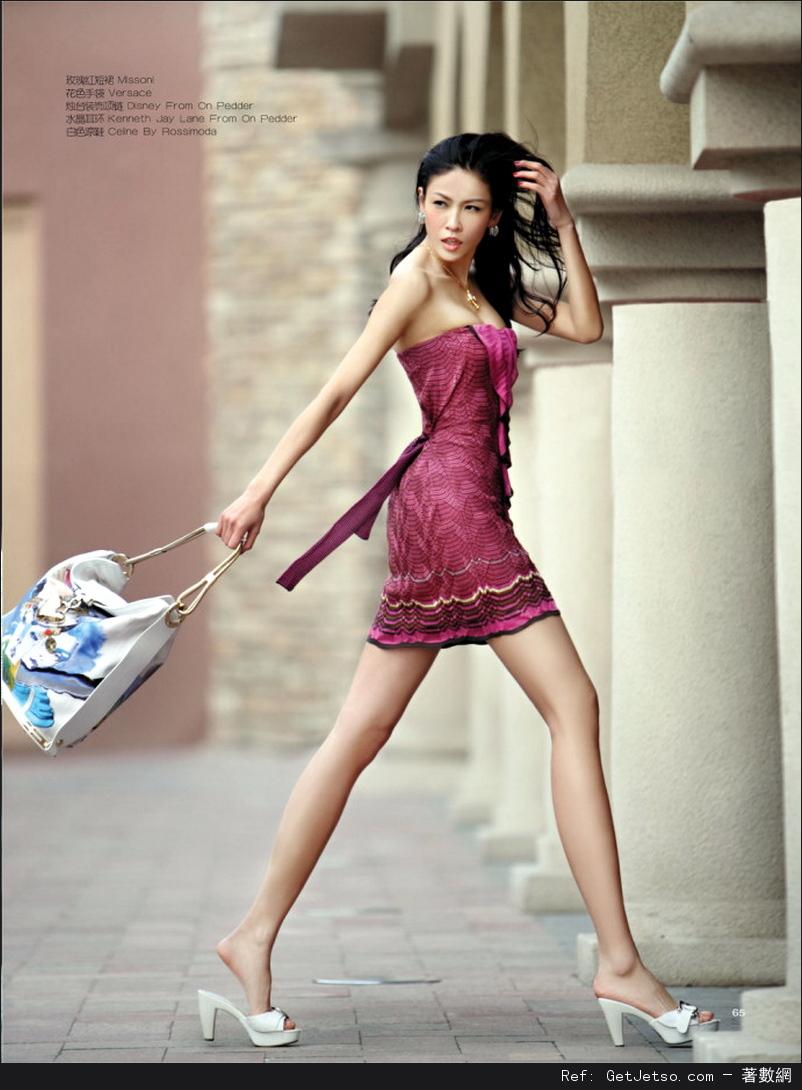 長腿爆乳模特- 張藍心寫真照片11