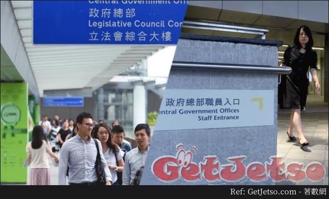 政府招聘逾160名AO、EO等公務員,AO月薪至少近5萬